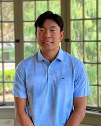 Charles Sunjin Kim, Summer Investment Analyst.
