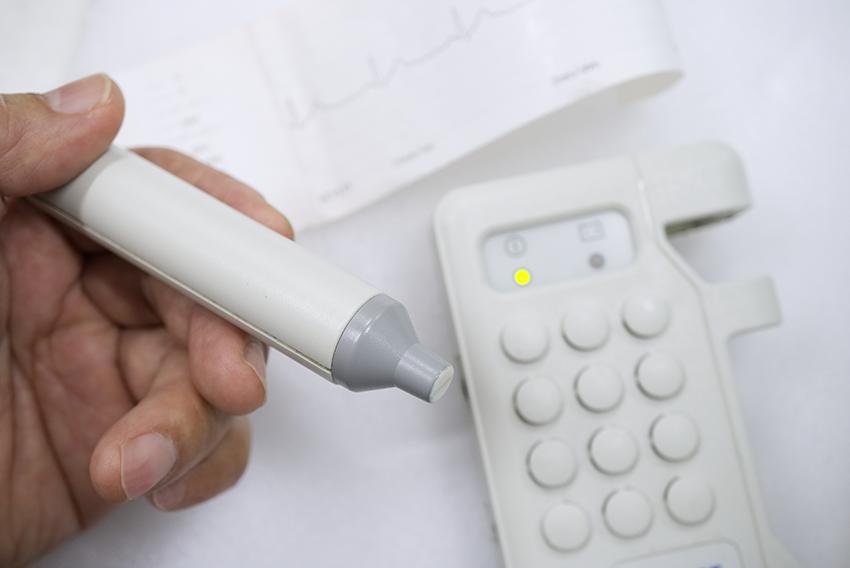 TMJ Doppler Ultrasound