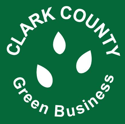 Clark County Green Business Logo