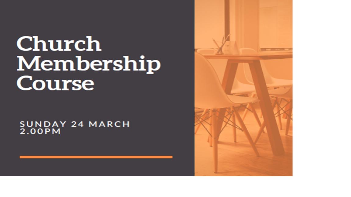 Membership Course
