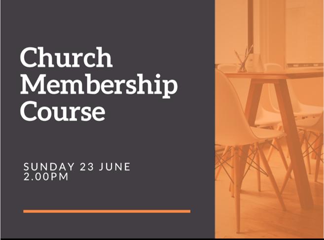 MCC Membership Course