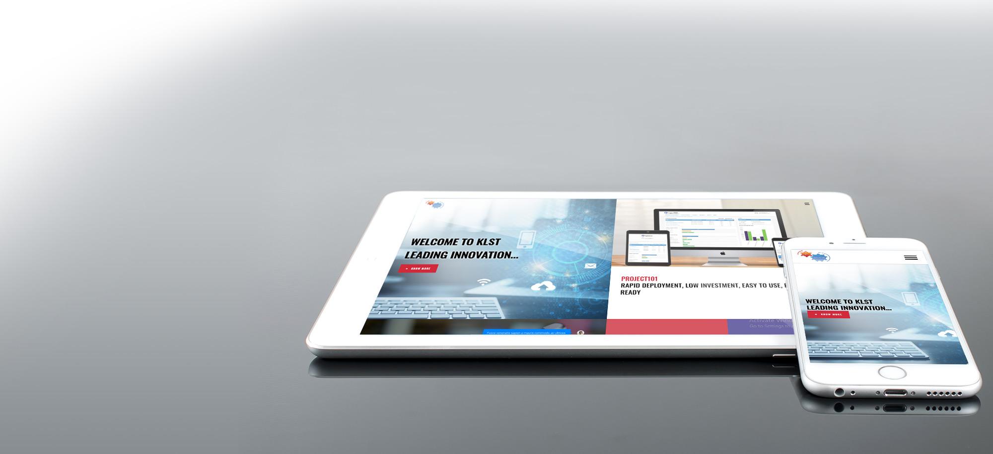 KLST Responsive Web Design