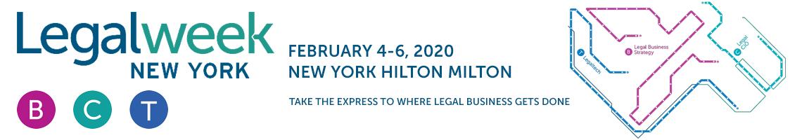 Legal week 2020