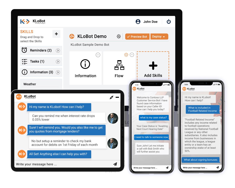 KLoBot-Desktop-iPad-iPhone