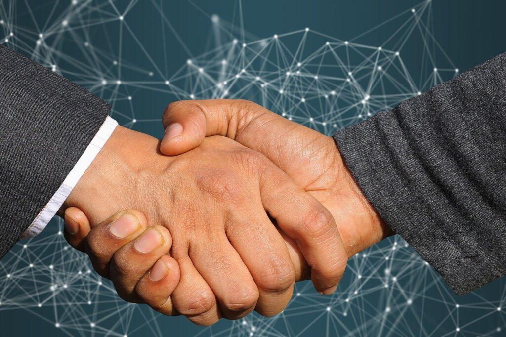 business, deal, agreement
