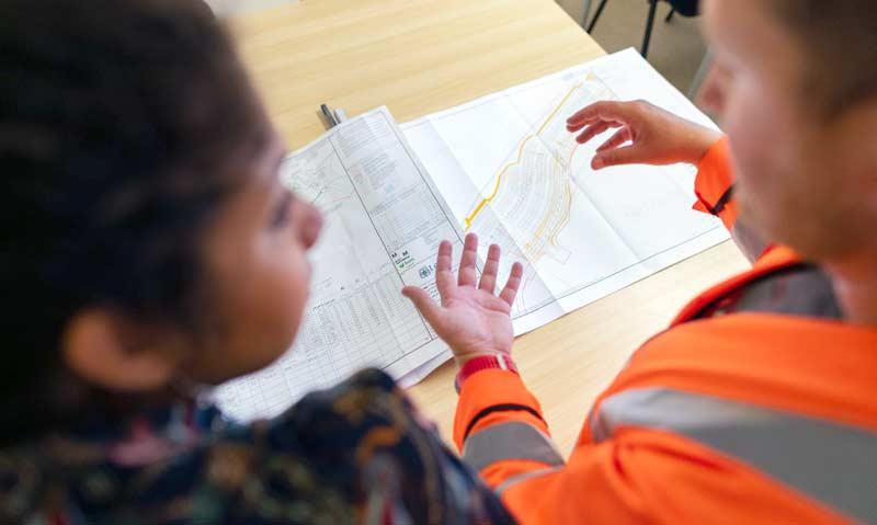 Signage Partner for General Contractors
