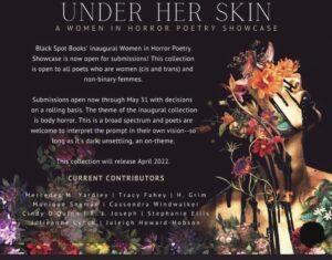 Under Her Skin Annoucement