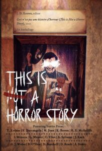 Cover This is Not a Horror Story