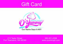 Click here to purchase a gift card