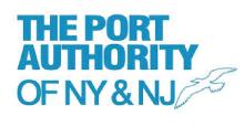 The Port Authority Logo