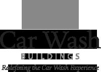 Car Wash Buildings Logo