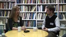 Monica Whitty being interviewed in 2012