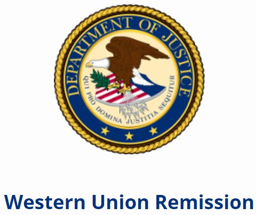 Claim remission of scammed funds from Western Union now!