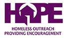 HOPE - Homeless Outreach Providing Encouragement