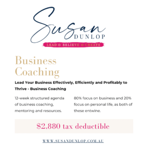 Business Coaching Package
