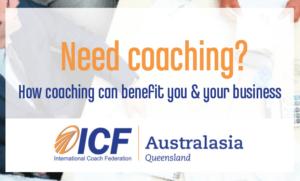 ICF Brochure for business leaders