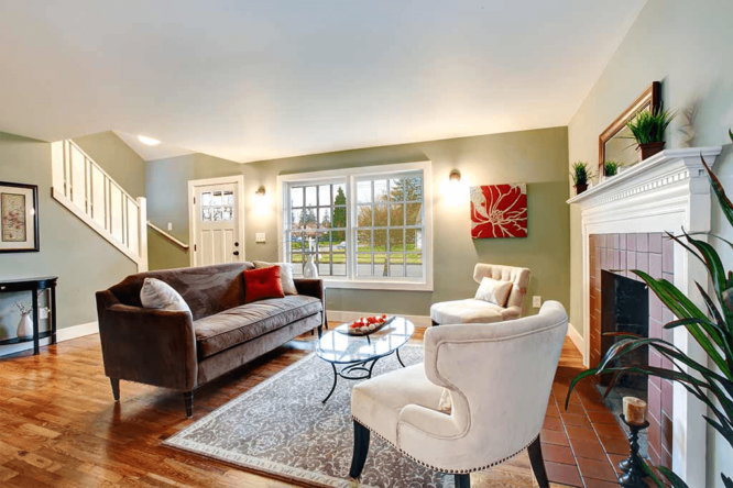 home staging to sell for more