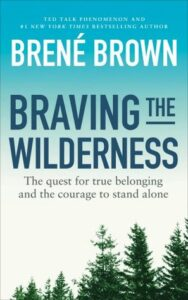 The cover of Braving the Wilderness