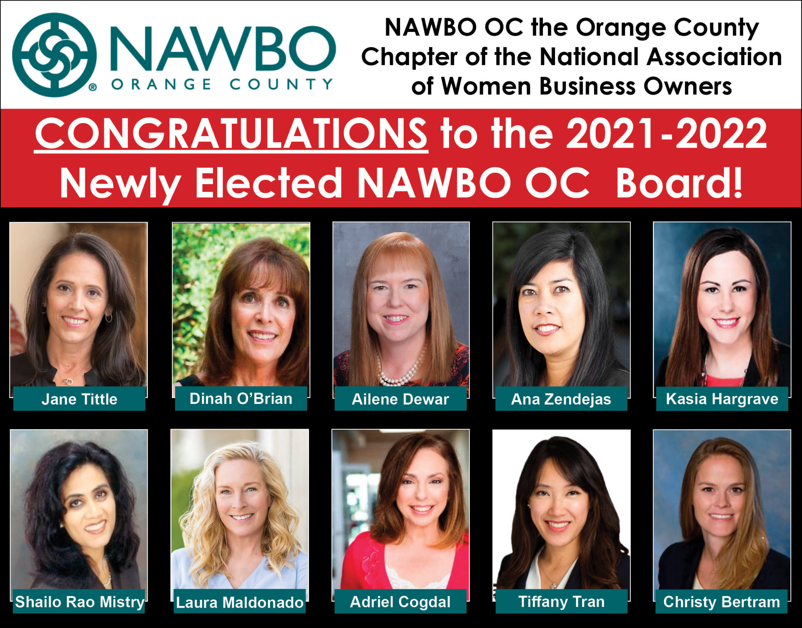 07 Jul NAWBO OC New Board (1)