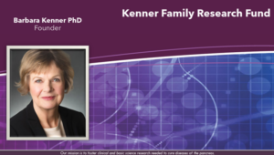 image of the slide announcing the 2020 APA Kenner Award