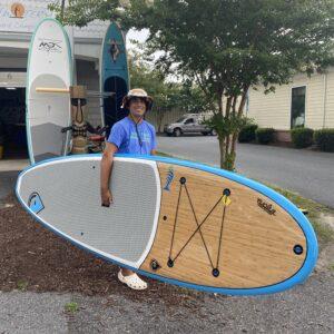 Evolve paddleoard for sale