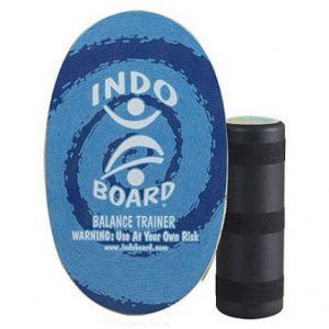 balance trainer, BLUE indo board, core training, exercise, strength training, endurance training