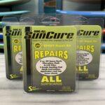 Sun cure repair kit