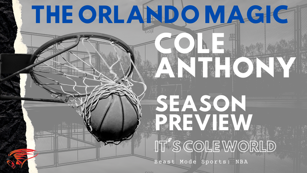 Cole Anthony Season Preview
