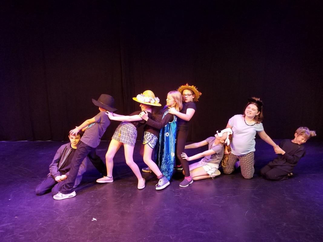 Yocum Institute Theater Department