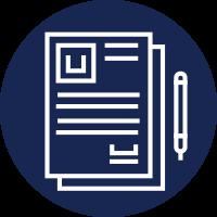 client-tax-organizer-icon