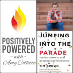 Jumping into the Parade with Author Tim Brown
