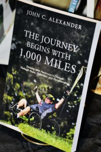 The Journey Begins with 1,000 Miles