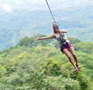 Author Susan Golicic on an adventure in Costa Rica