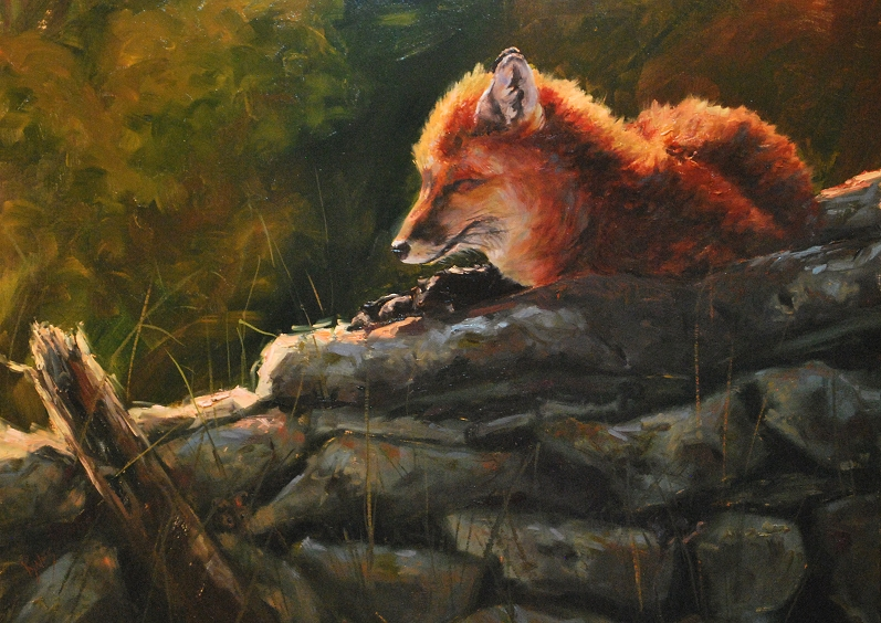 Fox Guided Meditation to Calm Your Anxiety and Help You Relax