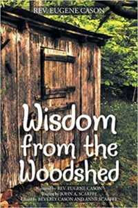 Eugene Cason Wisdom from the Woodshed book cover