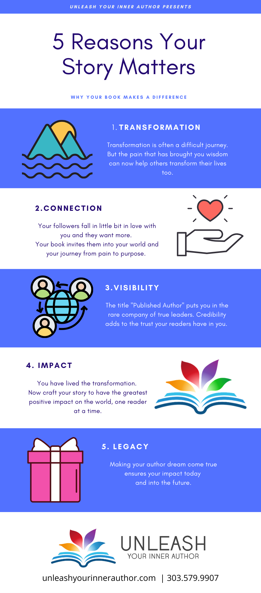 5 Reasons Your Story Matters
