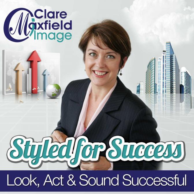 First Podcast - what is an Image Consultant