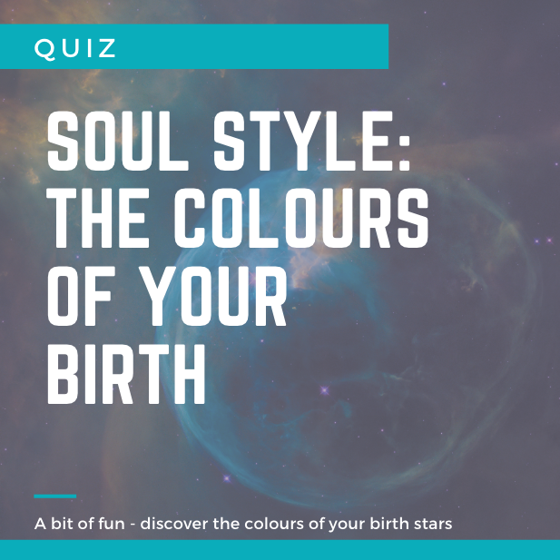 quiz for the colours of your birth sign and stars