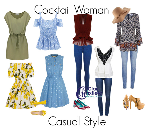 How to dress the Cocktail Woman
