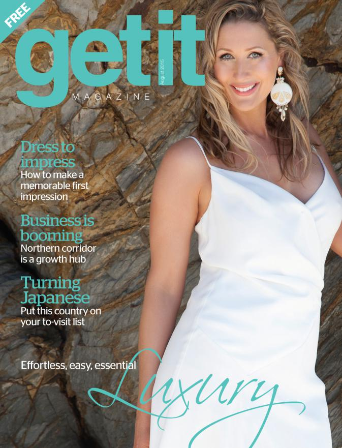 Dress to Impress_How to make a memorable first impression_Get It Magazine Article