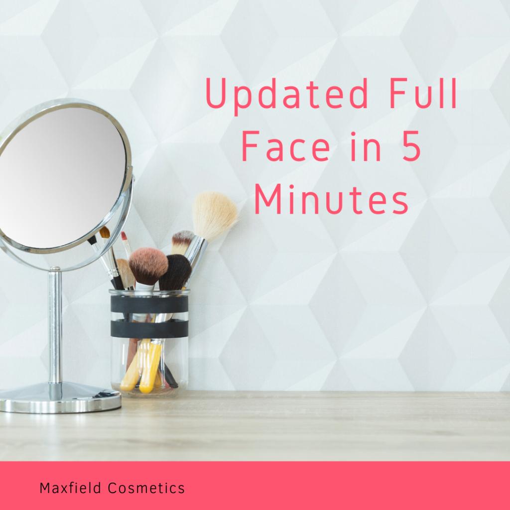 5 Minute Make-up 2020