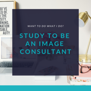 study to be an image consultant