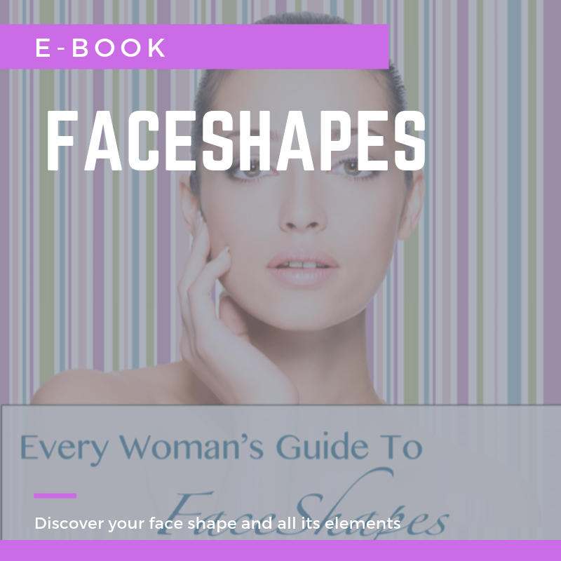whats my faceshape for women e-book