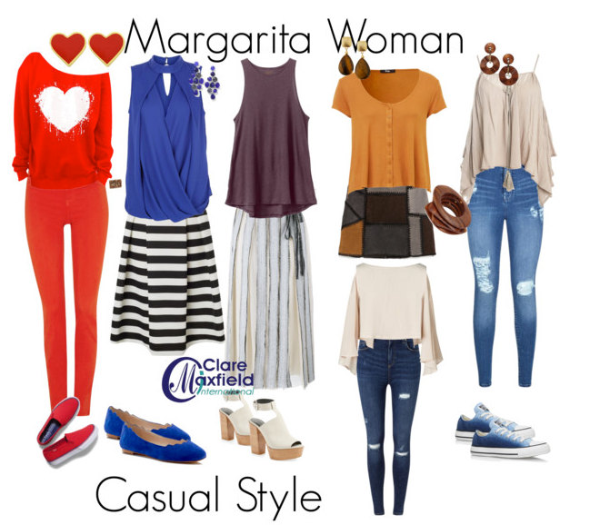 How to dress the Margarita Woman