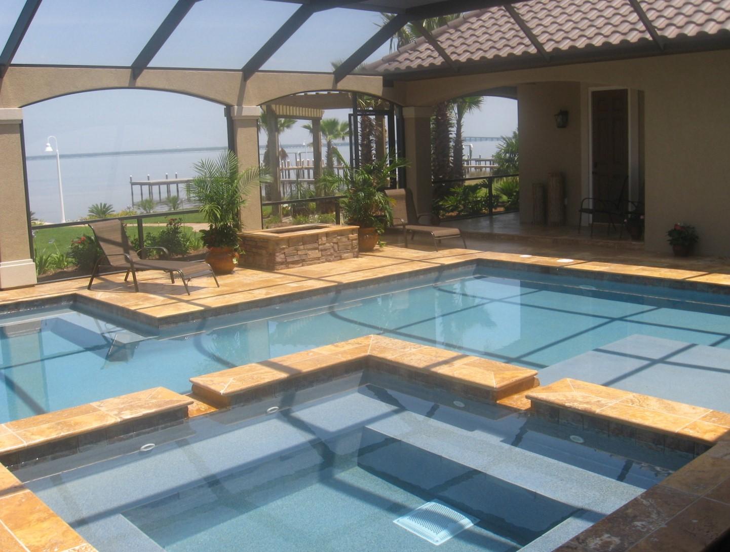 Panama City, Florida, Screen Rooms and Sun Rooms