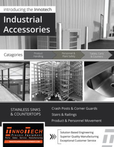 Industrial Accessories Line Card