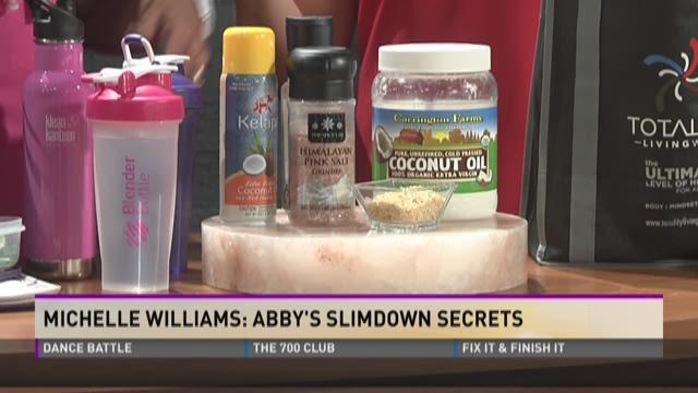 Michelle Williams: Abby's Slimdown Secrets