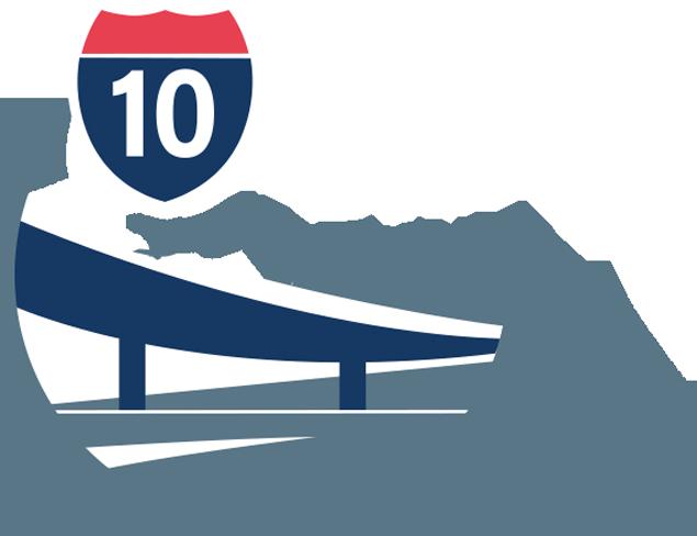 I-10 Broadway Curve Improvement Project