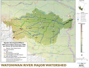 Watonwan Impaired Waters 2008