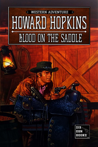 blood on the saddle perfect